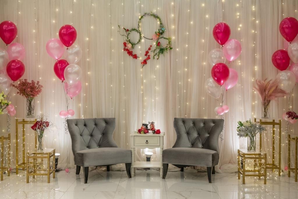 Wedding ceromony decoration
